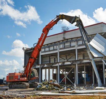 Demolition & The Environment - Hughes & Salvidge