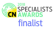 CN 2018 Specialists Awards Finalist