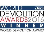 World Demolition Awards 2016