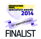 Construction News Specialists Awards 2014