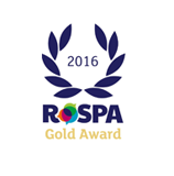 Rospa Gold 2016