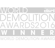 World Demolition Awards 2016 Winner