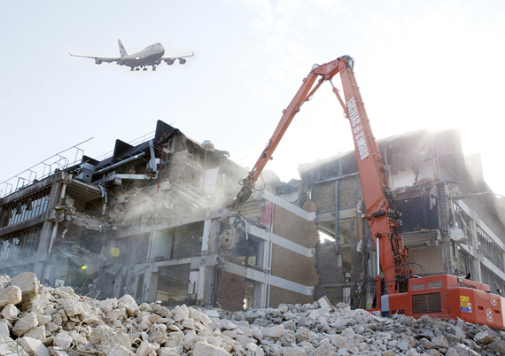 Airport Demolition Projects