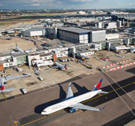 Heathrow Airport Demolition Project